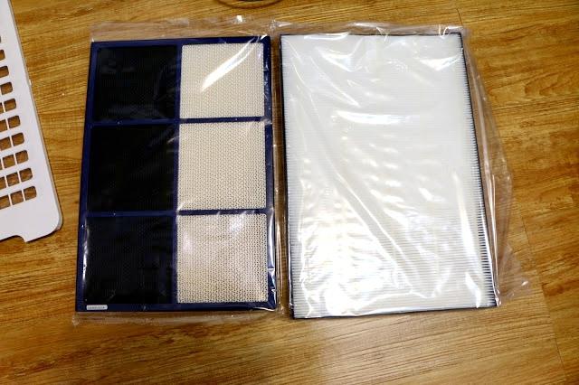 Sharp 夏普空氣清淨機 KI-FX55-20