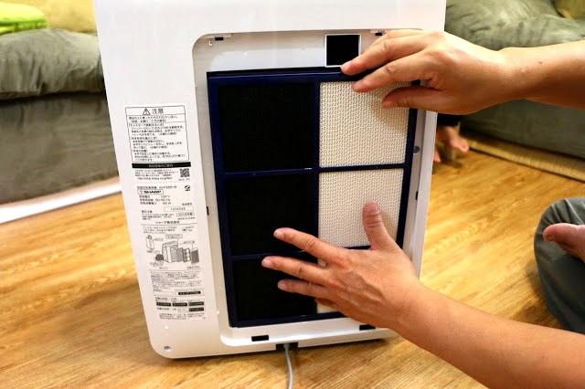 Sharp 夏普空氣清淨機 KI-FX55-24