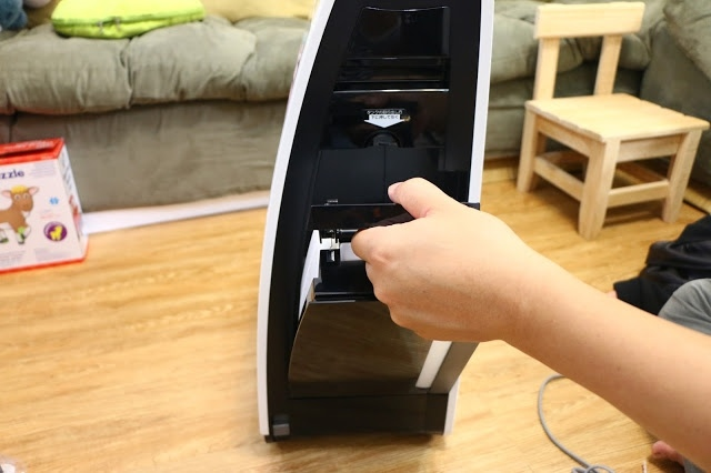 Sharp 夏普空氣清淨機 KI-FX55-26