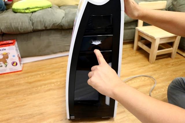 Sharp 夏普空氣清淨機 KI-FX55-25