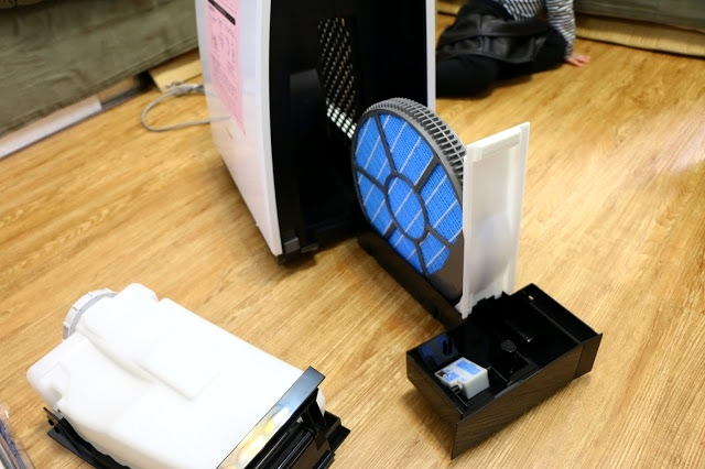 Sharp 夏普空氣清淨機 KI-FX55-33