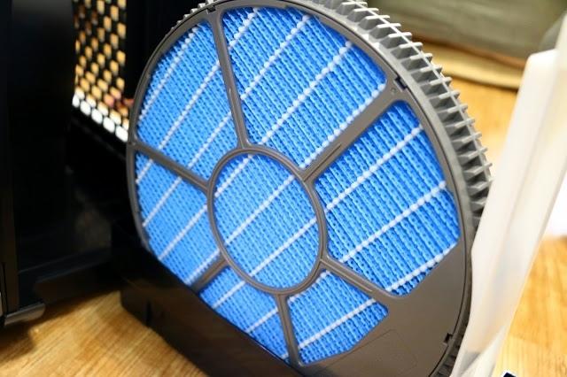 Sharp 夏普空氣清淨機 KI-FX55-34