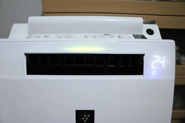 Sharp 夏普空氣清淨機 KI-FX55-52