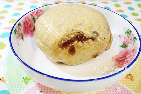 桂圓饅頭(紅豆)