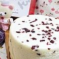 天使蔓越莓蛋糕01