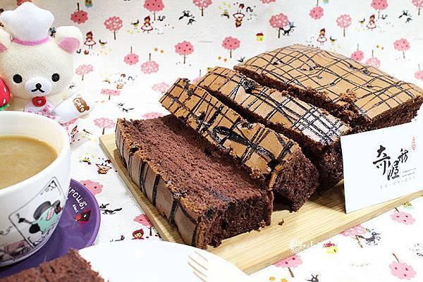 黑巧克力蛋糕02