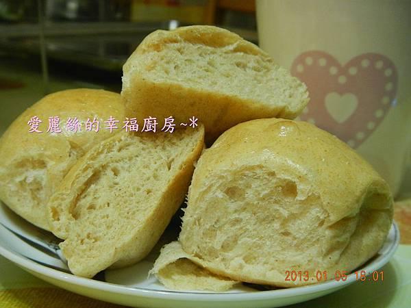 奶油乳酪小餐包 (4)