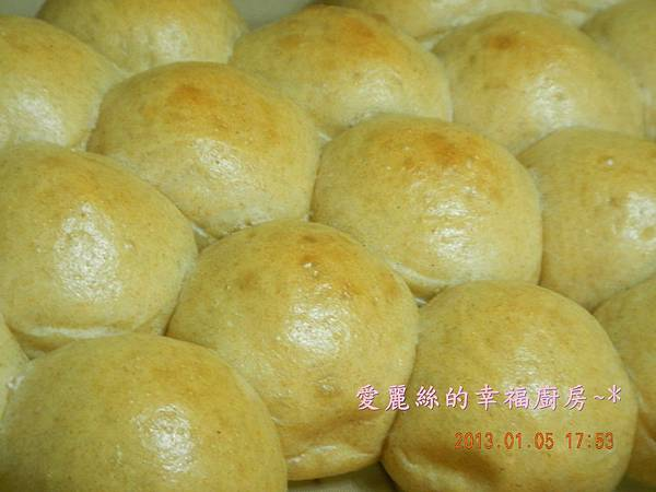 奶油乳酪小餐包 (3)