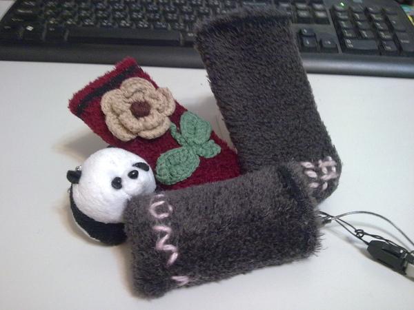 襪子手機套  3