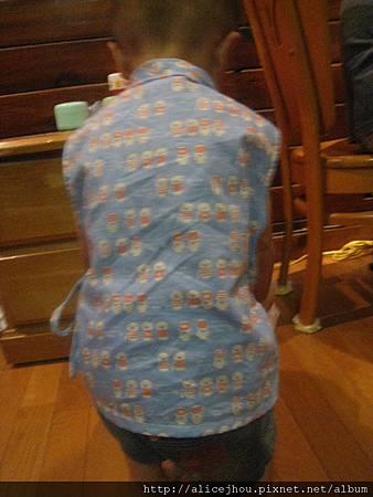 0612 日式小和服-背面