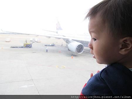 DAY1-QQ很專注在看飛機2