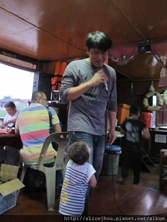 DAY1-大城公主號吃晚餐38