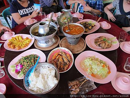 DAY1-大城公主號吃晚餐06