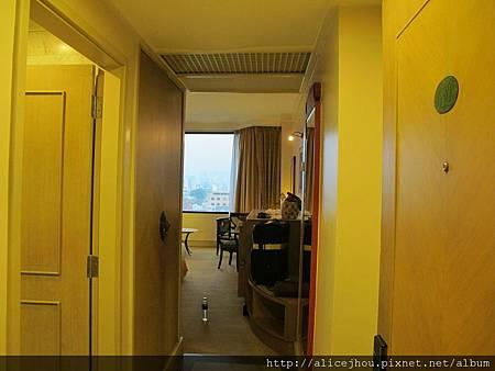DAY4-住宿Chaophya Park Hotel1