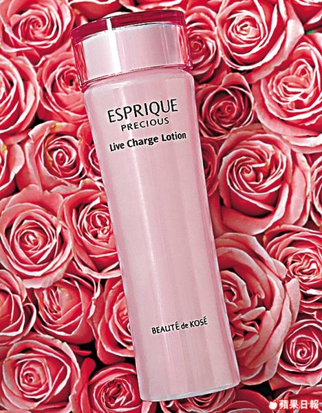 Esprique Precious Live Charge Lotion (NT $900/ 200ml)
