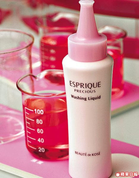 Esprique Precious Washing Liquid (NT $650 / 120ml)