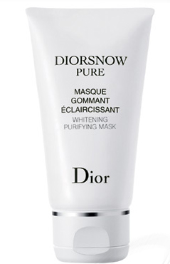 DiorSnow Pure Whitening Purifying Mask (NT $1700 / 50ml)