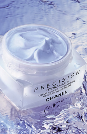 Chanel Precision Hydramax+ Moisture Boots Cream (NT $ 1850 / 50ml)