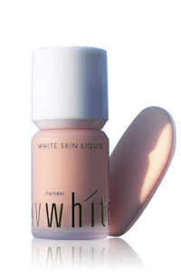 UV White White Skin Liquid SPF25.PA+++ (NT $1400 / 25ml)