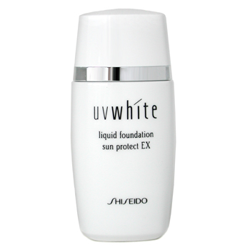 UV White Liquid Foundation Sun Protection EX SPF.20 PA++