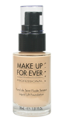 MAKE UP FOR EVER Liquid Lift Foundation (NT $1450 / 30ml)