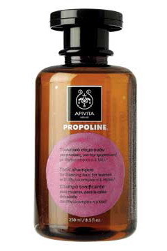 Apivita Tonic Shampoo for Thining hair and Women with phytocomplex-nx & Honey (NT 750 / 250ml)