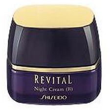 Shiseido  Revital Night Cream (R)