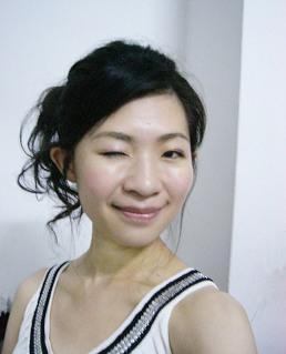 夏日約會髮型 - 網誌