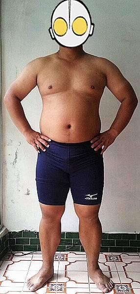 脂肪高肌肉中