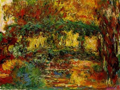 Monet The Japanese Bridge 1918-1924.jpg