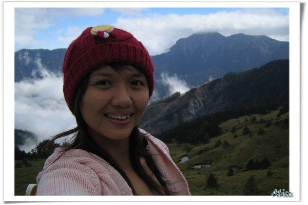 艾莉思@合歡山山莊旁