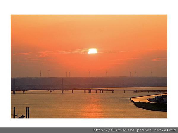 20110616_135457_利根川,銚子大橋及及銚子港塔之夕陽 (23).jpg
