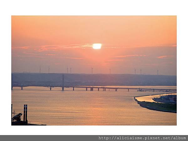 20110616_135507_利根川,銚子大橋及及銚子港塔之夕陽 (25).jpg