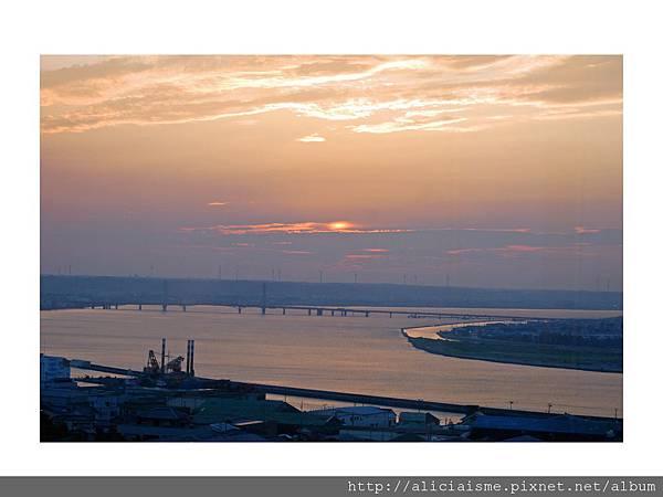 20110616_135511_利根川,銚子大橋及及銚子港塔之夕陽 (26).jpg