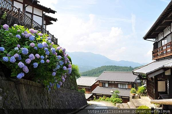 batch_010 Magome-juku (summer)