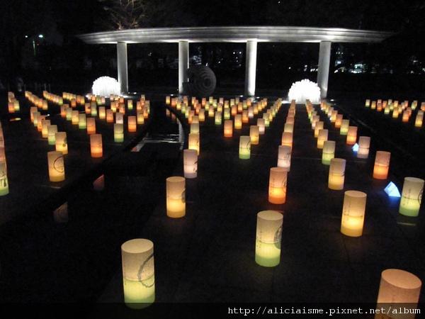 田倉噴水公園-700燈籠.JPG