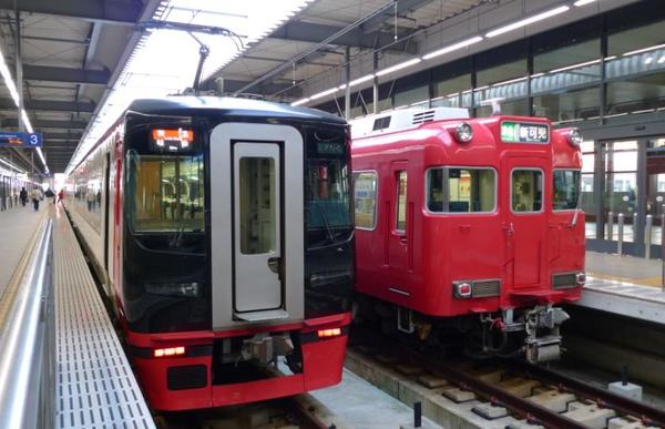 名古屋中部機場-名鐵電車.JPG
