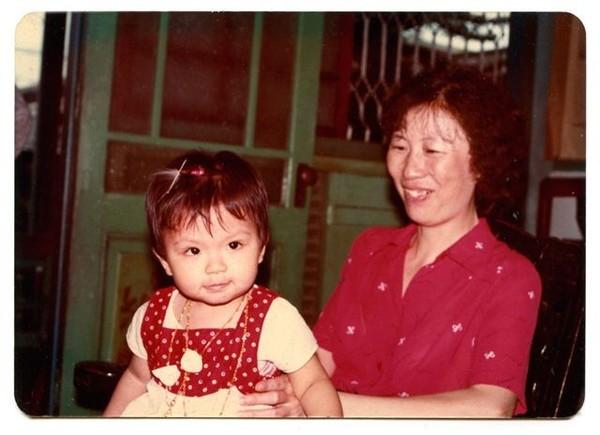 """""""大阿姨-敏惠媽媽"""",我小時候的奶媽"""