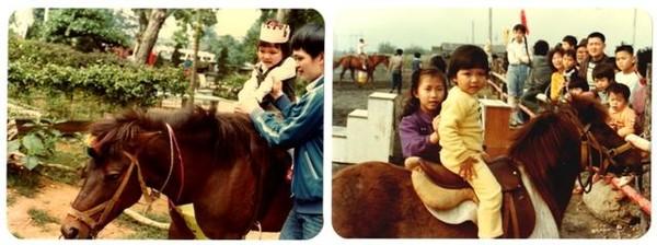 騎馬......嚇壞了....