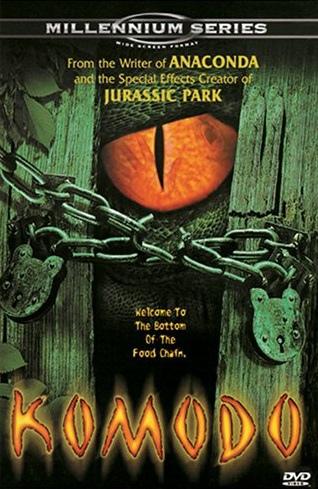 巨蜥科摩多 (1999)
