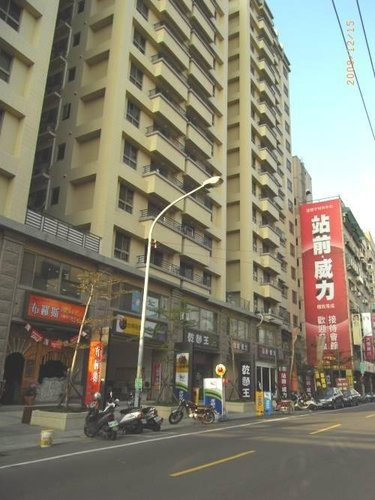 店面專賣-站前威力金店面(454001)竹北中信小黎房訊