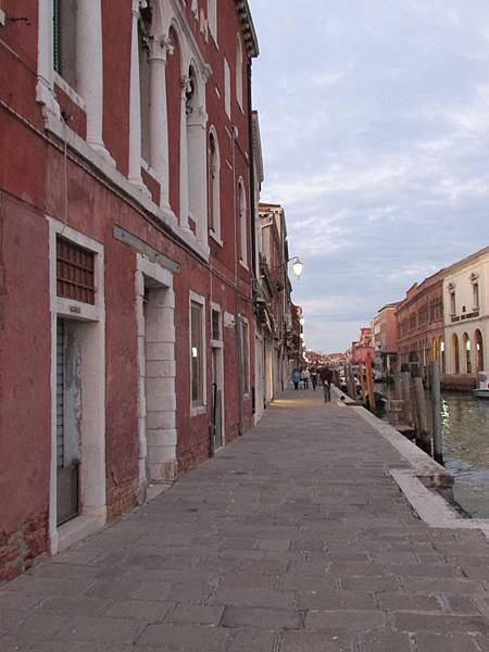 黃昏,威尼斯-3