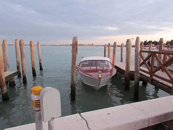 黃昏,威尼斯-4