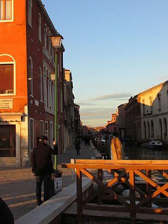 黃昏,威尼斯-6