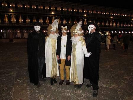 夜的威尼斯-22