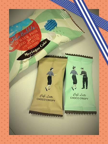 可愛的韓國巧克力