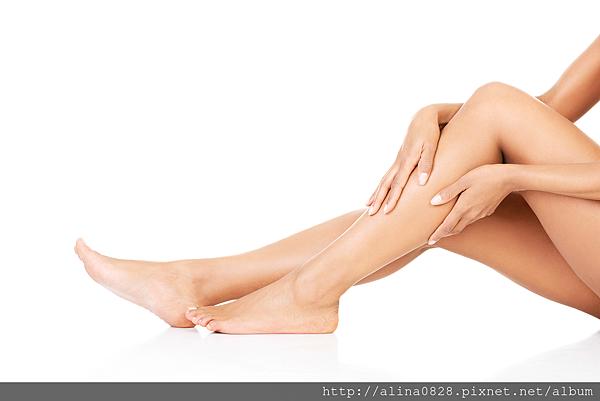 舒緩腿部水腫、痠痛