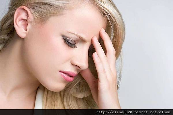 撫慰偏頭痛