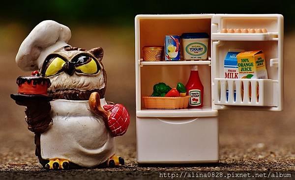 冰箱除臭小技巧