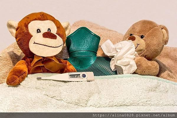 天然精油舒緩感冒症狀